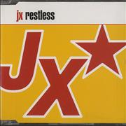 Click here for more info about 'JX - Restless'