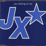 Click here for more info about 'JX - You Belong To Me'