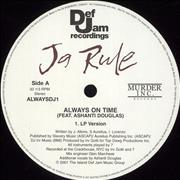 Click here for more info about 'Ja Rule - Always On Time'