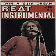 Click here for more info about 'Jack Bruce - Beat Instrumental Monthly No. 69'
