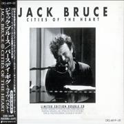 Click here for more info about 'Jack Bruce - Cities Of The Heart'