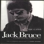 Click here for more info about 'Jack Bruce - Composing Himself: The Authorised Biography'