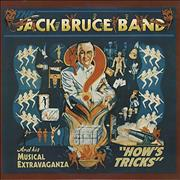 Click here for more info about 'Jack Bruce - How's Tricks'