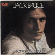 Click here for more info about 'Jack Bruce - Songs For A Tailor - EX'