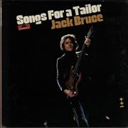 Click here for more info about 'Jack Bruce - Songs For A Tailor'