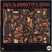 Jack DeJohnette Audio-Visualscapes USA 2-LP vinyl set