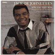 Jack DeJohnette Irresistible Forces USA vinyl LP