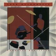 Jack DeJohnette Parallel Realities USA vinyl LP