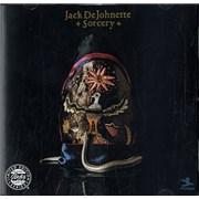 Jack DeJohnette Sorcery UK CD album