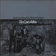 Jack DeJohnette Tin Can Alley Germany vinyl LP