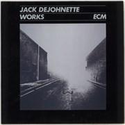 Jack DeJohnette Works Germany vinyl LP