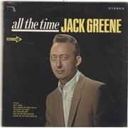 Jack Greene Best Of Jack Greene USA vinyl LP