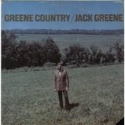 Jack Greene Greene Country USA vinyl LP