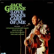 Click here for more info about 'Jack Greene - Love Takes Care Of Me'