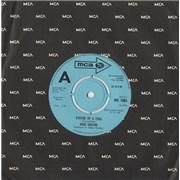 "Jack Greene Statue Of A Fool UK 7"" vinyl Promo"