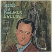 Jack Greene Statue Of A Fool USA vinyl LP