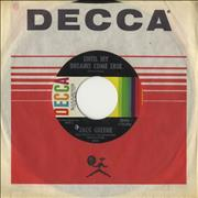"Jack Greene Until My Dreams Come True USA 7"" vinyl"