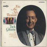 Click here for more info about 'Jack Greene - You Are My Treasure'