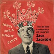 Click here for more info about 'Jack Jackson - Songs For A Singin' Party'