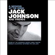 Click here for more info about 'Jack Johnson - A Weekend At The Greek - Sealed'