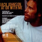 Click here for more info about 'Jack Johnson - At Or With Me'