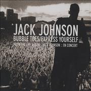 Click here for more info about 'Jack Johnson - Bubble Toes/Express Yourself'
