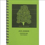 Click here for more info about 'Jack Johnson - European 2006'