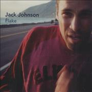 Click here for more info about 'Jack Johnson - Flake'