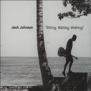 Click here for more info about 'Jack Johnson - Sitting, Waiting, Wishing'
