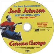 Click here for more info about 'Jack Johnson - Upside Down'