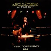 Click here for more info about 'Jack Jones - All To Yourself - Twenty Golden Greats'