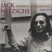 Click here for more info about 'Jack Nitzsche - Hearing Is Believing'