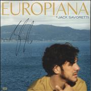 Click here for more info about 'Jack Savoretti - Europiana - Yellow Vinyl + Autographed'