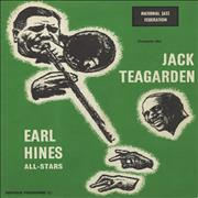 Click here for more info about 'Jack Teagarden - Earl Hines All-Stars'