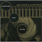 Click here for more info about 'Jack White - Another Way To Die'