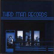 Jack White Live At Third Man Records USA 3-LP vinyl set