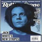 Click here for more info about 'Jack White - Rolling Stone - March/April 2018'