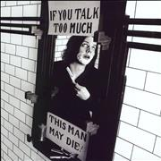 Click here for more info about 'Jack White - Sixteen Saltines - Photo Sleeve'