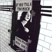 "Jack White Sixteen Saltines - Photo Sleeve USA 7"" vinyl"