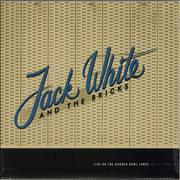 Click here for more info about 'Jack White - Live On The Garden Bowl Lanes: July 9, 1999 + Mailer'