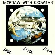 Click here for more info about 'Jackdaw With Crowbar - Sink, Sank, Sunk EP + Postcard'