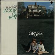 Click here for more info about 'Jackie And Roy - Grass'