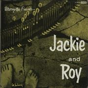 Click here for more info about 'Jackie And Roy - Jackie And Roy'