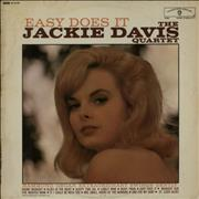 Click here for more info about 'Jackie Davis - Easy Does It - Test Pressing'