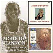 Click here for more info about 'Jackie DeShannon - Don't Turn Your Back On Me / This Is Me'