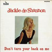 Click here for more info about 'Jackie DeShannon - Don't Turn Your Back On Me'