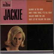 Click here for more info about 'Jackie DeShannon - Jackie EP'