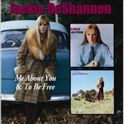Click here for more info about 'Jackie DeShannon - Mad About You & To Be Free'