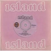 "Jackie Edwards In A Dream UK 7"" vinyl"