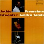 Click here for more info about 'Jackie Edwards - Premature Golden Sands'